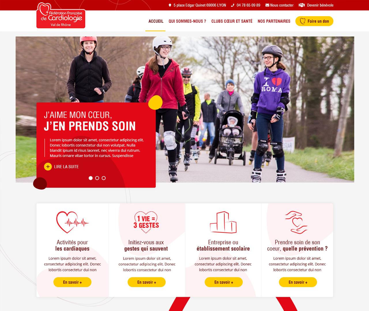 Création webdesign Lyon