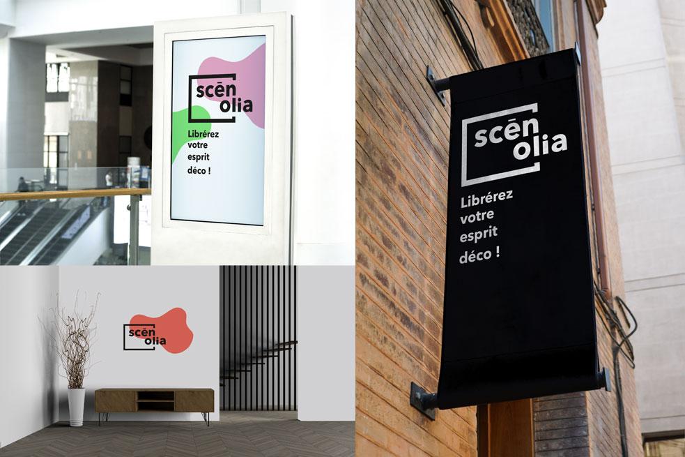Créations graphiques à Lyon - agence de communication- Greentic